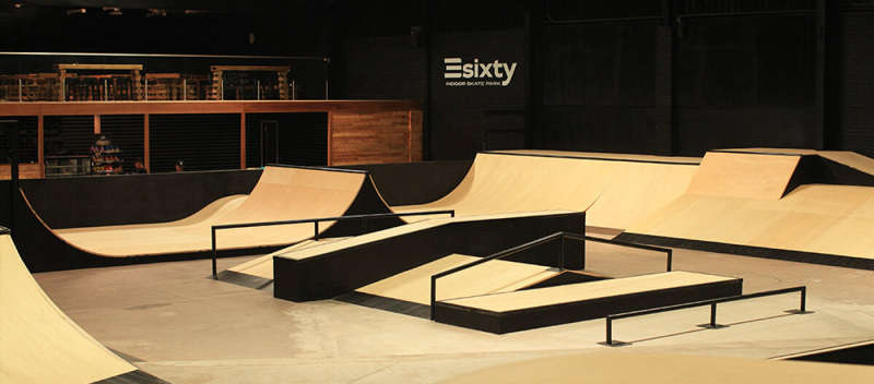 3 Sixty Indoor Park
