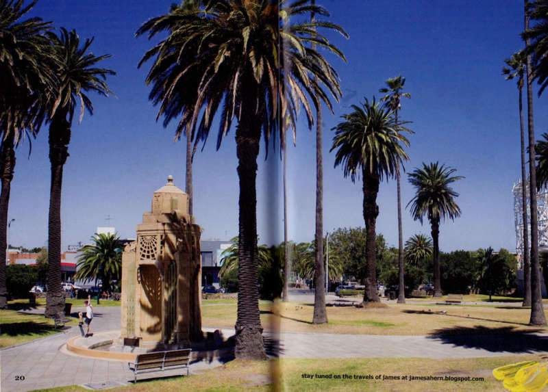 st kilda fountain