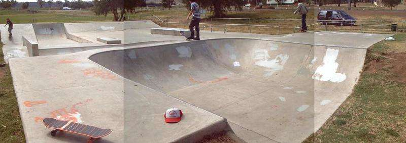 Kingsthorpe Skate Park