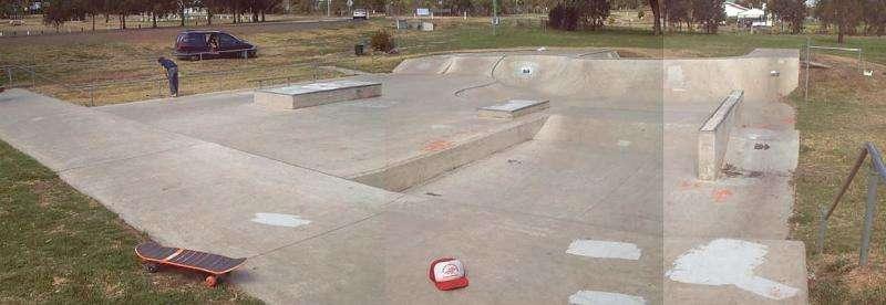 Kingsthorpe Skate Park