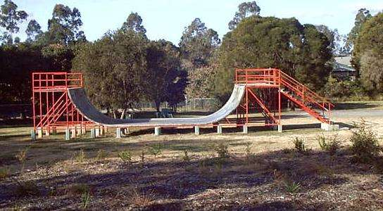 Middle Park Ramp