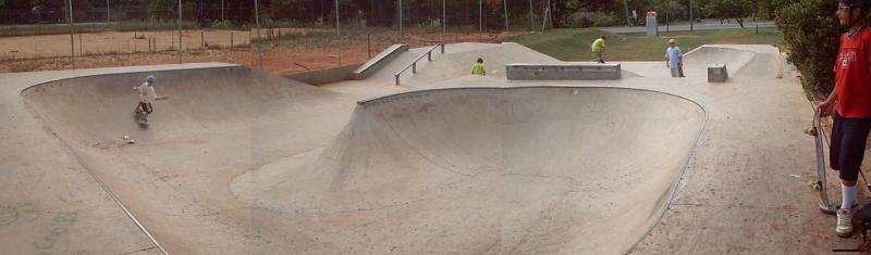 Palmwoods Skatepark