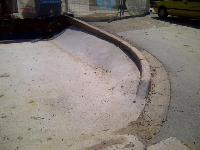 UC Slappy Curb