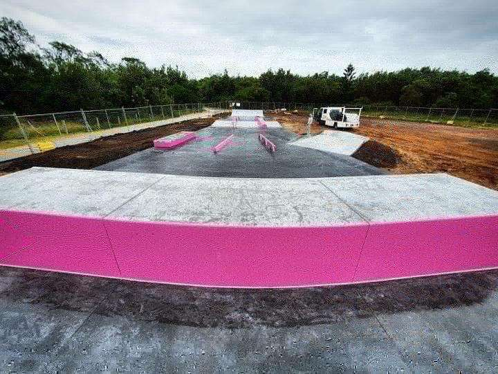 Anna Bay New Skatepark