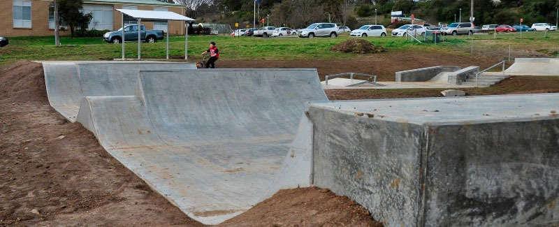 Anzac Park Skate Park