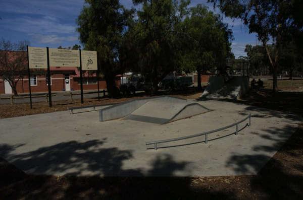 Axedale Skatepark
