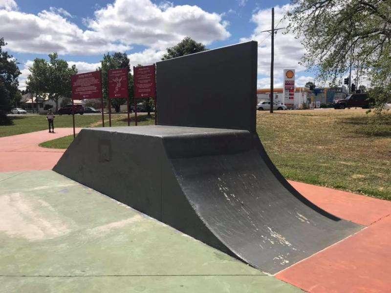 Bendigo Skatepark