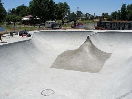 Bathurst Old Skatepark