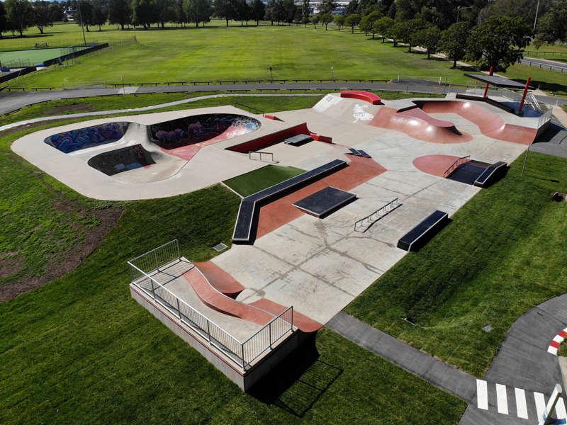 Bathrust Skatepark