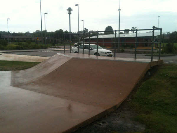 Blue Haven Skatepark