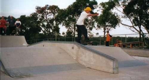 Bonnells Bay Skatepark
