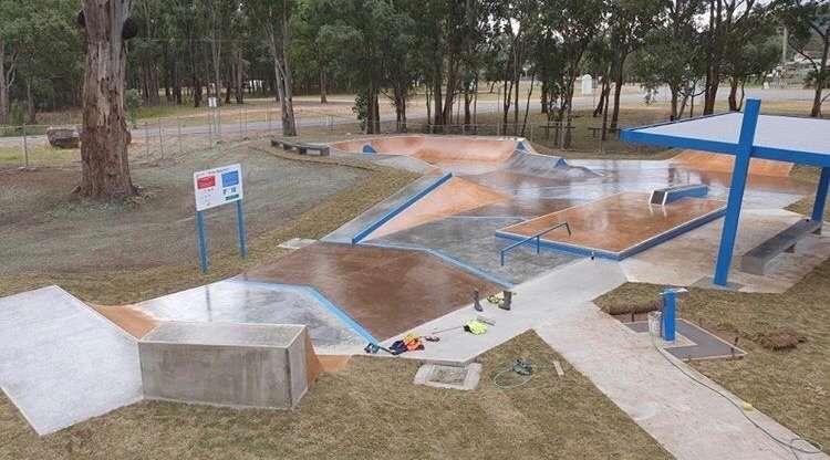 Broke Skatepark