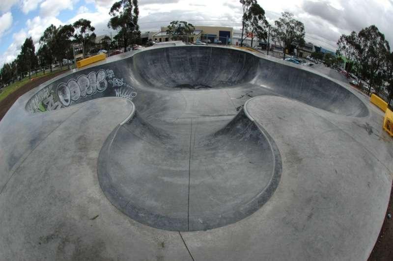 Brunswick Skatepark