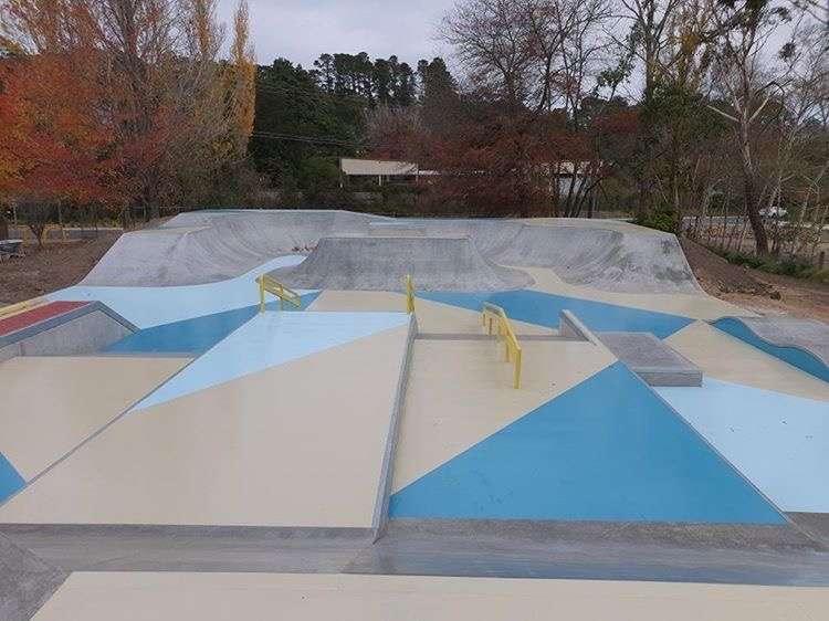Bundanoon Skatepark