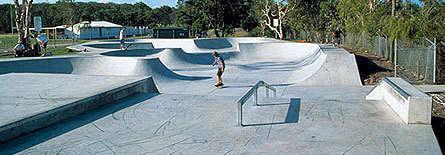 Caloundra Aquatic Skate Park