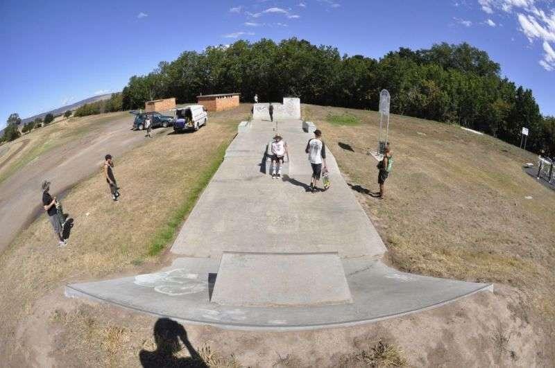Campbell Town Skatepark