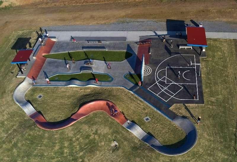 Camilleri Skatepark
