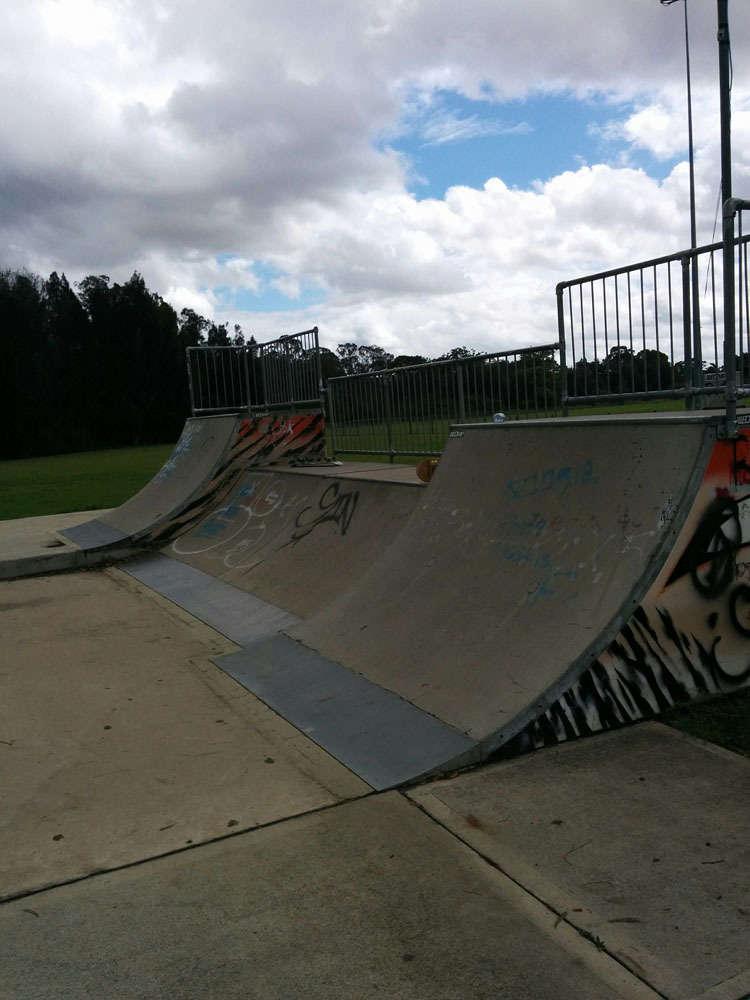 Cartwright Skatepark