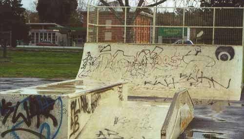 Castlemaine Skatepark