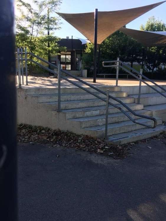 Waramanga Overrail