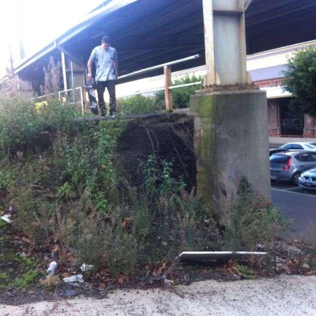 Docklands Ghetto gap