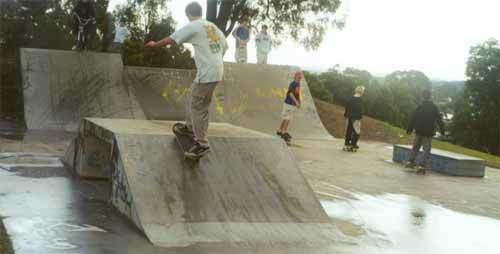 Cessnock Skatepark