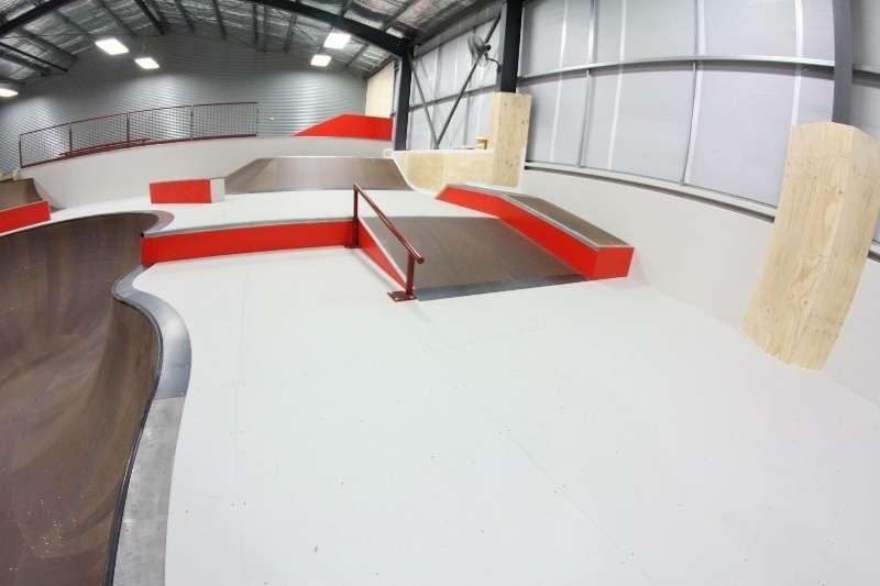 Cessnock PCYC Skatepark