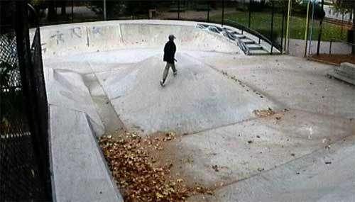 Civic Skatepark (CLOSED)