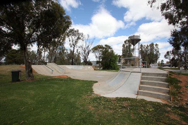 Cohuna Skate Park