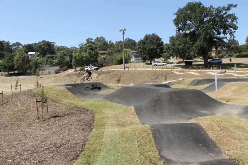 Creswick Pump Track