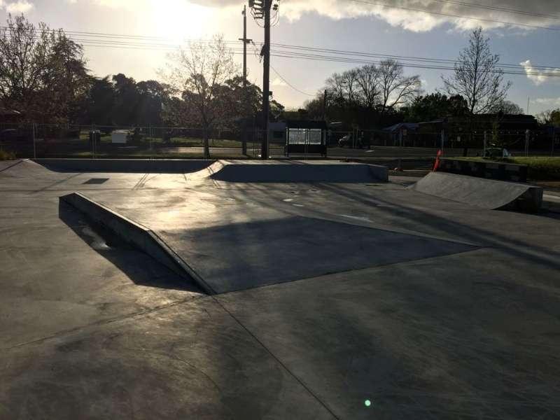 Creswick New Skatepark