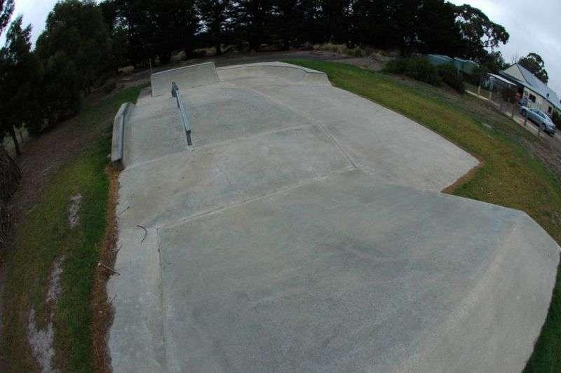 Deans Marsh Skate Park