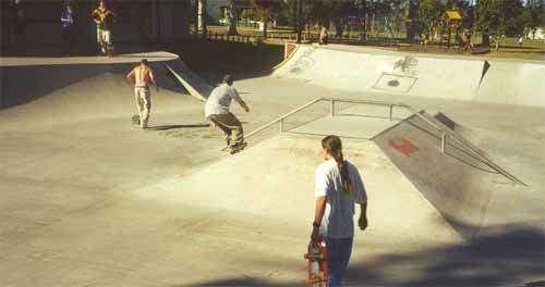 Deception Bay Skate Park