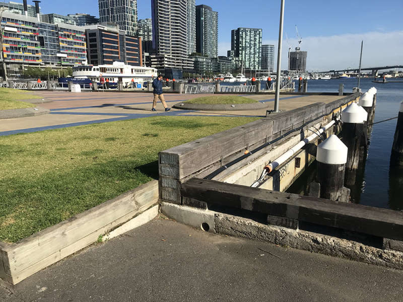 Docklands Boardy