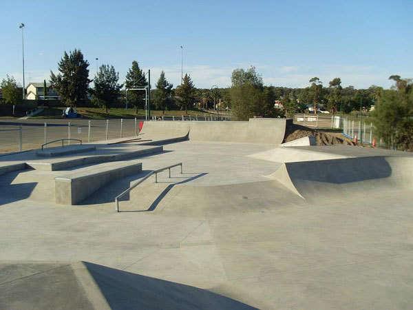 Eaglehawk Skatepark
