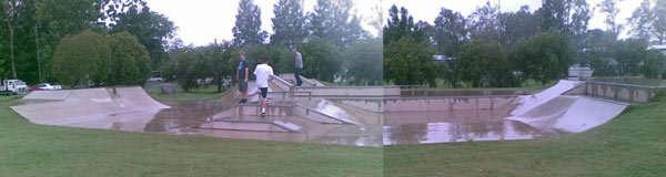 Esk Skatepark