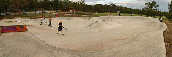 Glenbrook Skate Park