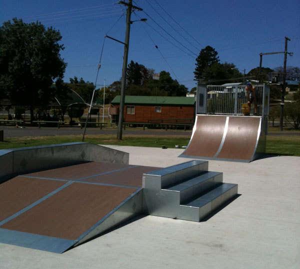 Goomeri Skatepark