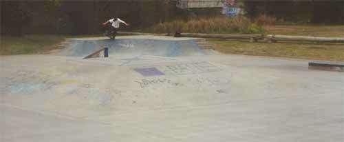 Gosford Skatepark
