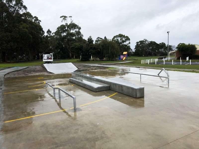 Grantville Skatepark