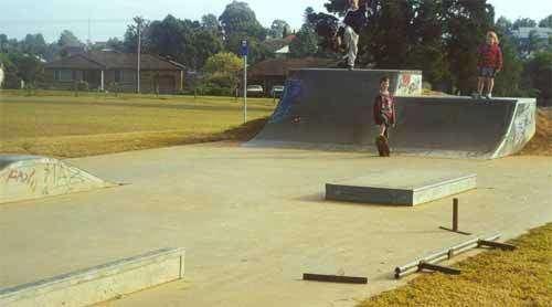 Greta Skatepark