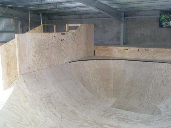 Grind Indoor Skatepark