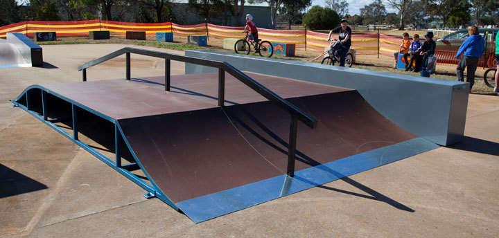 Gulgong Skatepark