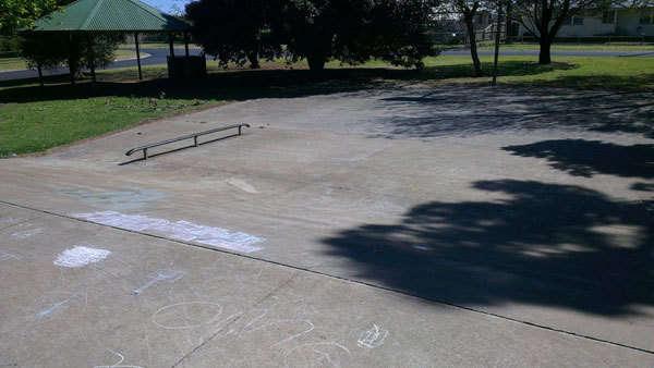 Harlaxton Skatepark