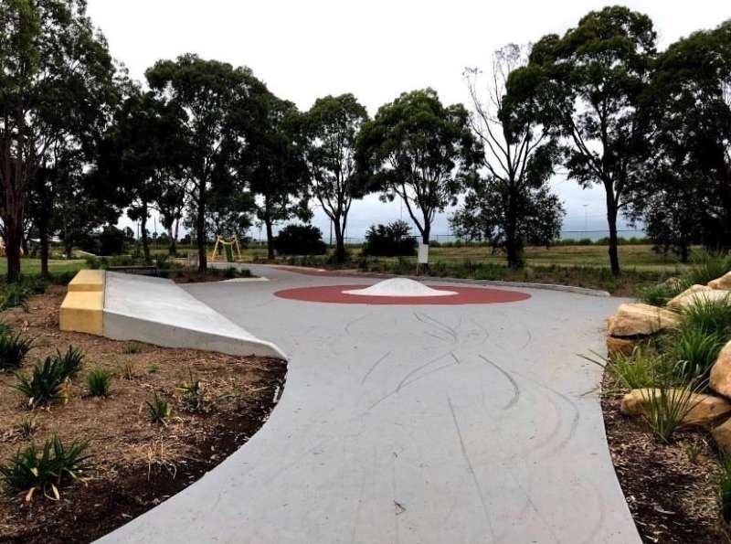 Harrington Park Skatepark