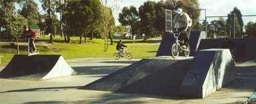 Heidelberg Skatepark