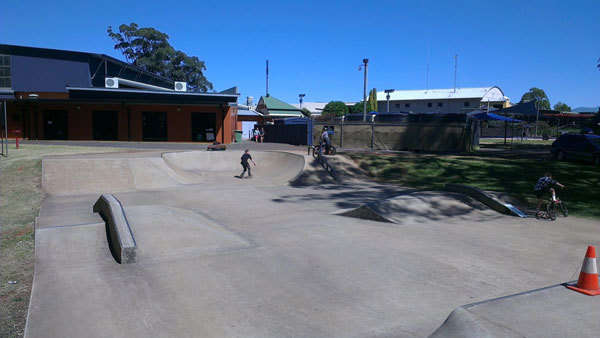 Highlands Skatepark