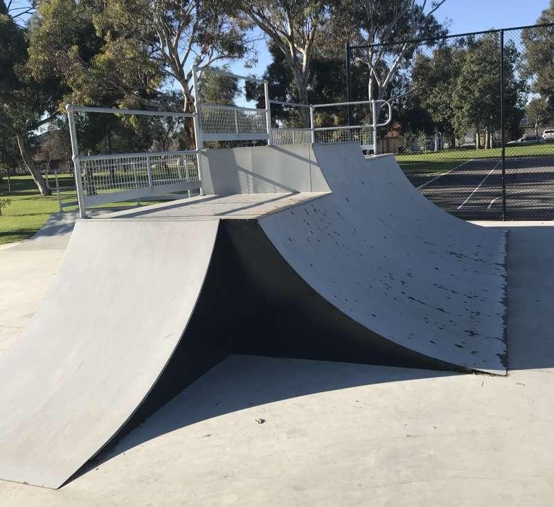 M J McInerney Skatepark