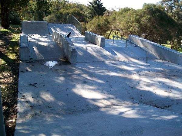 Kandos Skatepark