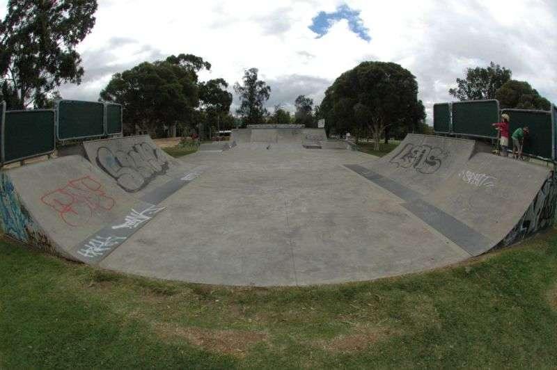Kensington Skatepark